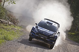 M-Sport fight on in Finland