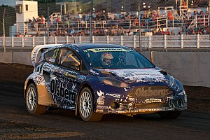 Olsbergs MSE fights hard in Canada  World RX makes first visit to North America