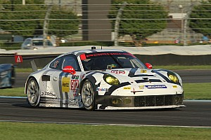 Porsche 911 RSR earns Road America top-five