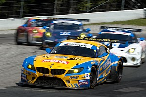IMSA Race report Turner BMW Z4 clinches third victory of season at Road America