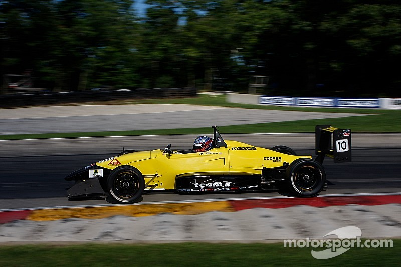 USF2000 Thursday notebook