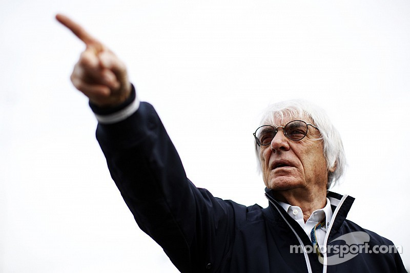 Ecclestone returns to F1's executive board