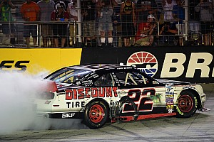 NASCAR Sprint Cup Breaking news Ford sweeps NASCAR weekend for the first time since 2006