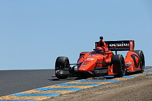 IndyCar Race report Pagenaud finds unlikely podium in  Sonoma