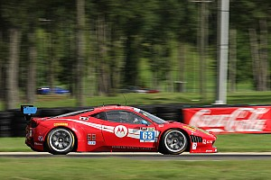 TUSC Race report Balzan, Westphal score a second-place finish at VIR
