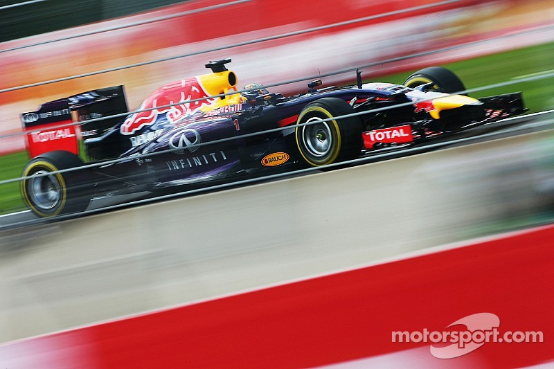 Vettel to get another new chassis for Monza