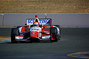 IndyCar Preview Justin Wilson returns to Auto Club Speedway for IndyCar finale