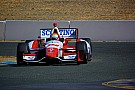 Justin Wilson returns to Auto Club Speedway for IndyCar finale