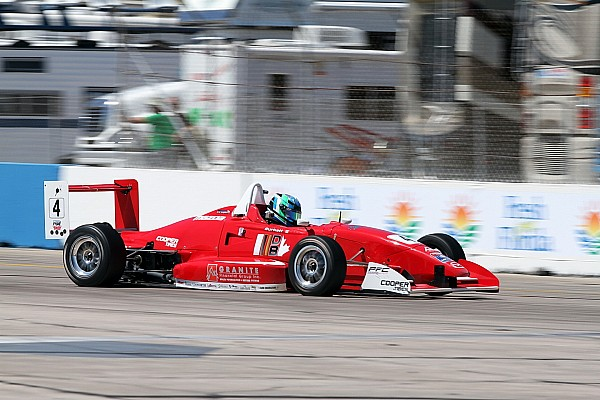 Atlantic Race report Burkett wins finale race of Atlantic Championship