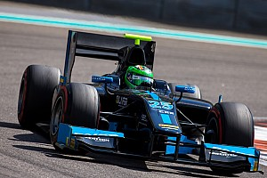 GP2 Breaking news Conor Daly loses GP2 ride