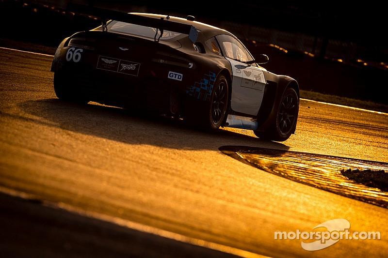 Inaugural Aston Martin Motorsports Festival a big hit