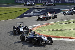 GP3 Preview GP3 sets up camp at the Autodromo di Monza in Italy