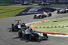 GP3 sets up camp at the Autodromo di Monza in Italy