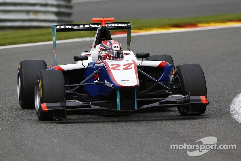 Kevin Ceccon sets the pace in Monza