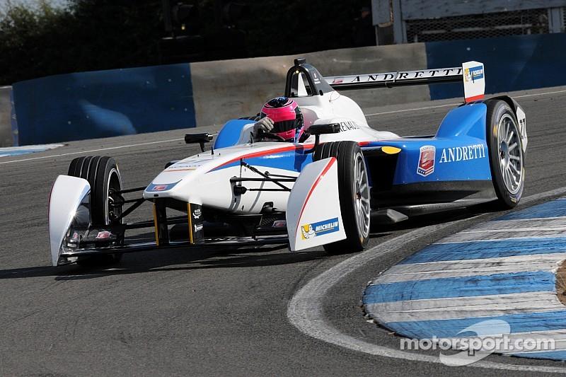Andretti Formula-E Team is leading the inaugural FIA Formula E Championship