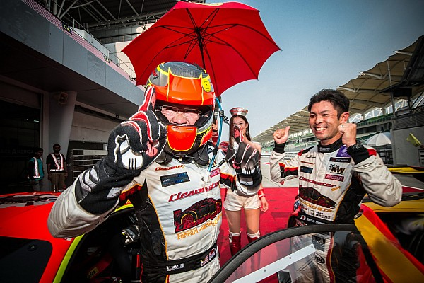 2014 GT Asia series is 'wide open' heading to China