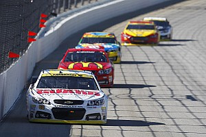 NASCAR Sprint Cup Commentary Parity record ready to fall in New Hampshire