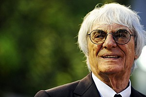 Formula 1 Breaking news Ecclestone admits three-car teams possible