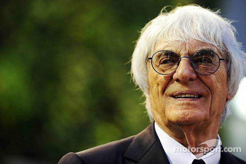 Ecclestone admits three-car teams possible