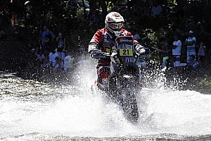 Dakar Breaking news Alessandro Botturi joins Yamaha for Dakar 2015