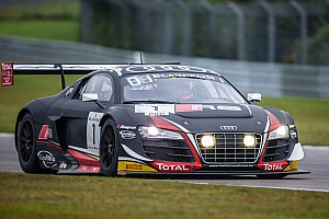 Blancpain Endurance Race report Laurens Vanthoor takes Pro Cup title in 2014 Blancpain Endurance Series