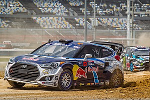 Red Bull Global Rallycross doubleheader: Two different winners at the Port of Los Angeles