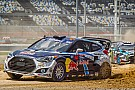 Two different winners at the Port of Los Angeles on Red Bull Global Rallycross