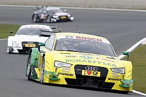 DTM Qualifying report Audi shines in qualifying at Zandvoort