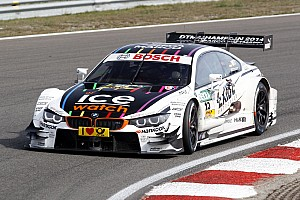 DTM Race report Wittmann and Tomczyk on the podium for BMW