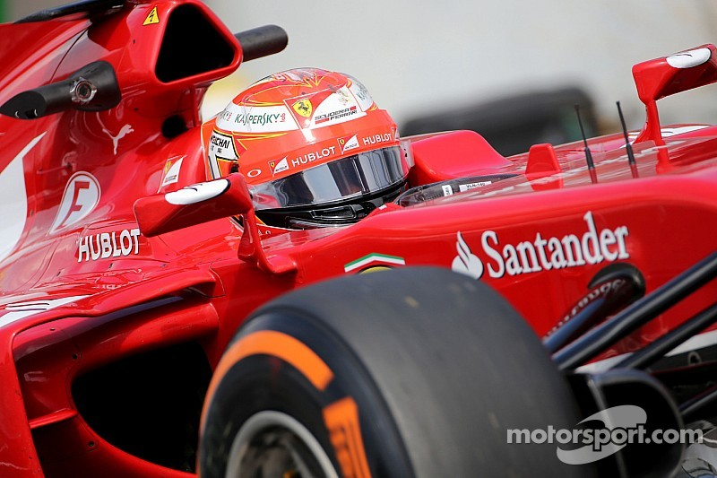 Raikkonen counts himself out of contract turmoil