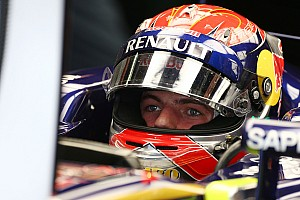 Verstappen impressed with turbo V6 power