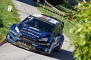 Rallye de France: Evans' impressive pace goes unrewarded