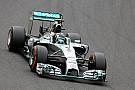 Rosberg tops FP3 as Hamilton crashes out