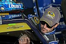 Jimmie Johnson's weekend at Kansas goes from bad to worse