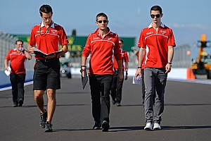 Marussia left to decide on Russia GP participation