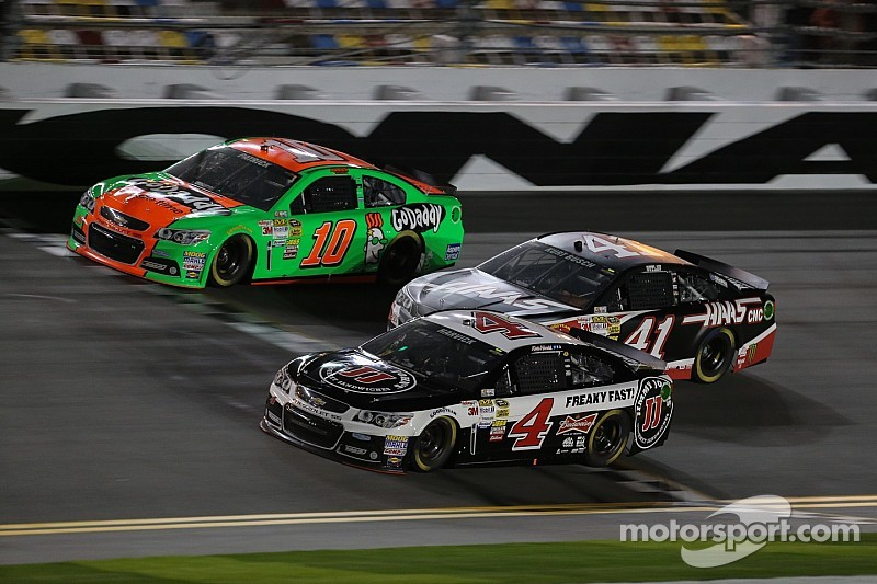 Harvick discusses struggle to transition from open-wheel to stock cars for Danica