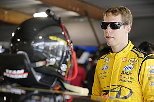 Keselowski will bring up the rear on Sunday