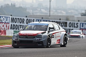 WTCC Preview Citroën aims to finish the season in style!