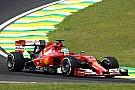 Ferrari: Kimi and Fernando third and seventh
