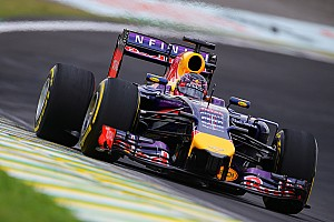 Red Bull is top ten on qualifying for the tomorrow's Brazilian GP