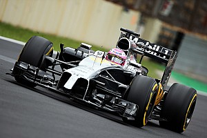 A typically frantic and exciting Brazilian GP for McLaren
