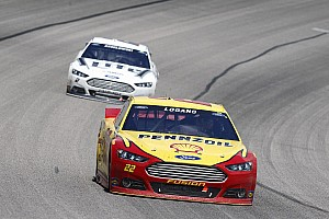 Keselowski has Logano's back this weekend