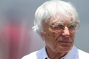 Formula 1 Commentary No point attracting young generation to F1 - Ecclestone