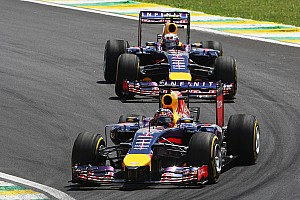 Red Bull ahead of the Abu Dhabi Grand Prix