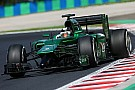 Kobayashi confirmed for Caterham return in Abu Dhabi
