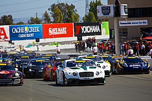 Entry registration for 2015 Pirelli World Challenge season now open