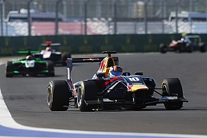 GP3 Preview Yas Marina Circuit hosts the mouth-watering GP3 finale