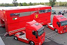 Ferrari F1 motorhome used from 2003 to 2013 for sale