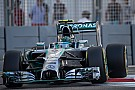 Pirelli: Rosberg claims pole for championship decider on P Zero Red Supersoft tyres