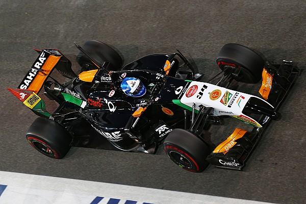 Alex Lynn and Jolyon Palmer impress on F1 test debuts